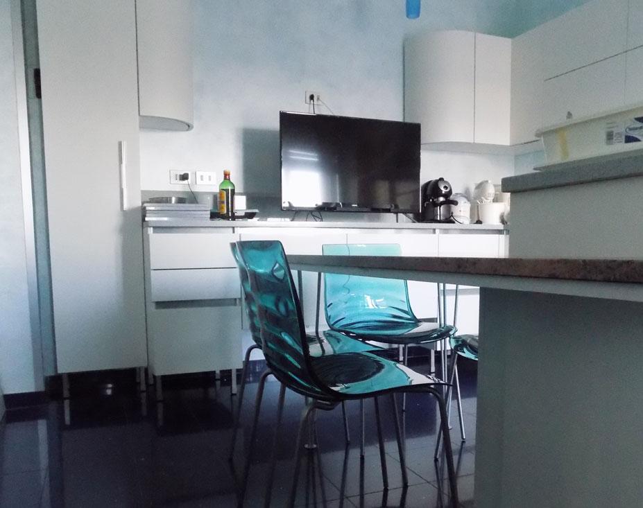 Progettare una cucina su misura seven project studio - Progettare una cucina componibile ...