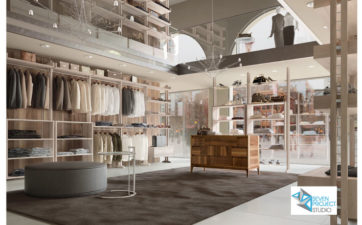 nterior Contractor: proposte progettazione negozio di abbigliamento 2