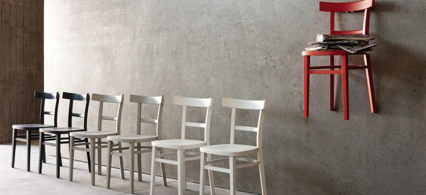Sgabelli Colorati Interior Design.Scegliere Le Sedie Per La Casa Seven Project Studio
